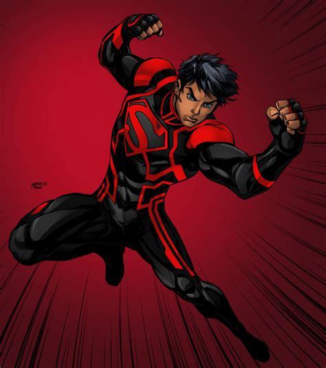 Superboy New 52 Wallpaper Free Movie Hd Wallpaper