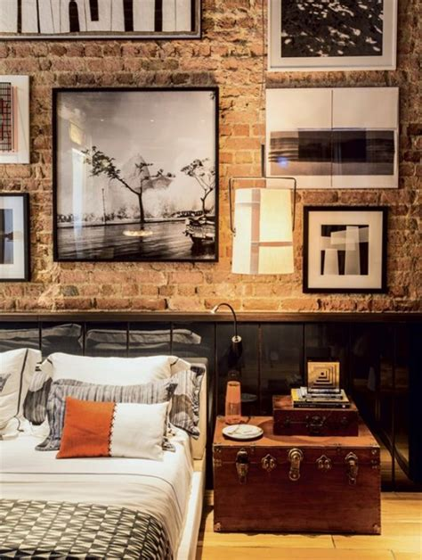 chambre style industrielle chambre de style industriel 28 idées pour une chambre