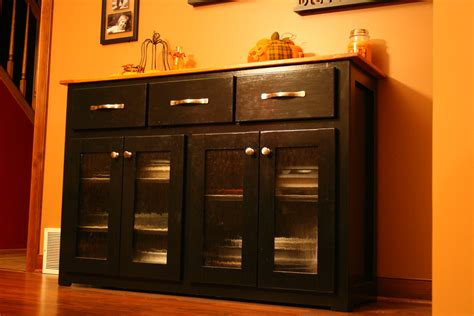 Ana White  Kitchen Buffet  Diy Projects
