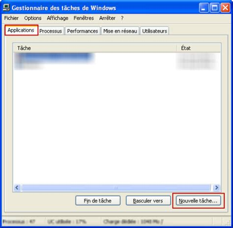 bureau disparu restauration de bureau windows xp disparu