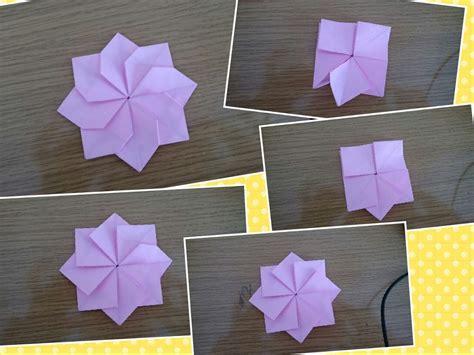 折り紙 花 難しい
