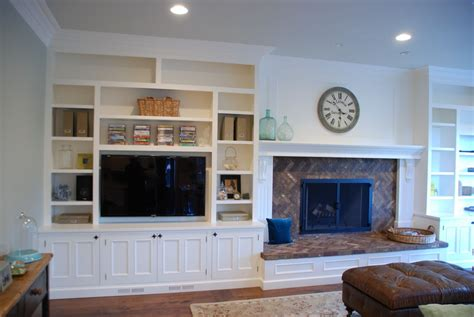 Built In Cupboards Next To Fireplace by Built In Stereo And Tv Cabinet Next To Fireplace 140