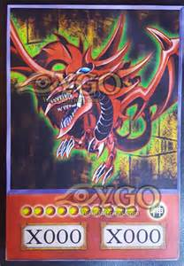 slifer the sky dragon orica yugioh oricas