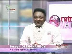 Joseph Olengankoy Commente L U0026 39 Actualit U00e9 Politique En Rdc