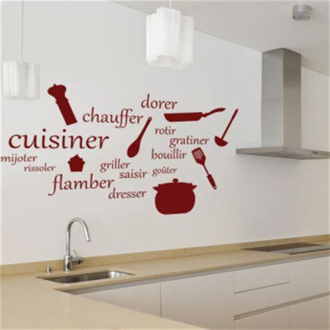 pochoirs cuisine stickers cuisinier achetez en ligne