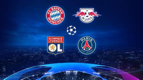 Dos ingleses definirán al nuevo campeón de la orejona. Champions League: Repase los resultados de cuartos de final y la programación de semifinales ...