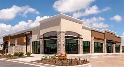 Commercial Buildings Gutters Building Exterior Business Premium