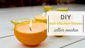Anti Schling Napf Selber Machen : diy anti m cken kerzen selber machen youtube ~ Michelbontemps.com Haus und Dekorationen