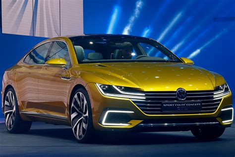 new volkswagen sports car geneva international motor show 2015 the hottest new