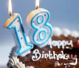 HD wallpapers birthday cake ideas 18 year old boy