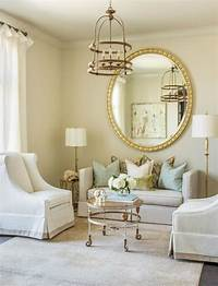 living room mirrors 8 ideas to use a round mirror in a large living room