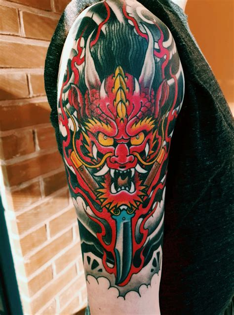 dragon head  jenni liukkonen atjapanese tattoo art house
