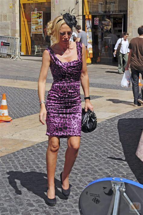 andrea janeiro sexy bel 233 n esteban de leopardo en la boda de 211 scar cornejo