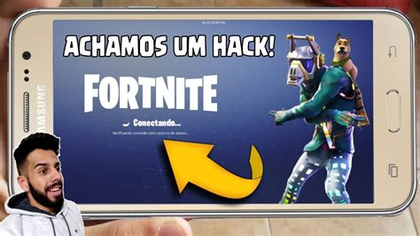 prova fortnite mobile modificado  todos celulares