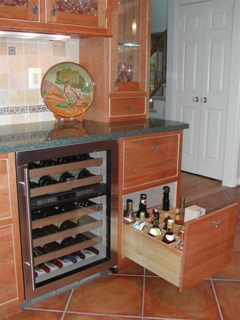 liquor drawer home design ideas pictures remodel  decor
