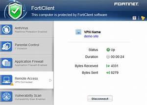 FortiClient Standard 5.4.3.0870 - Scarica gratis italiano ...