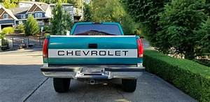 1994 Chevrolet Silverado 1500 K1500 Z71 4x4 Short Wide Bed