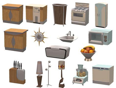 mid century modern kitchen marvels conversion  daern