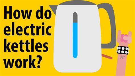 electric kettles kitchen appliance
