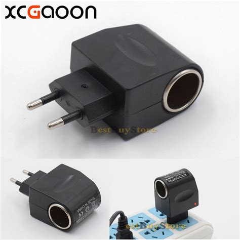 Xcgaoon Piece Acdc Adapter Converter Car