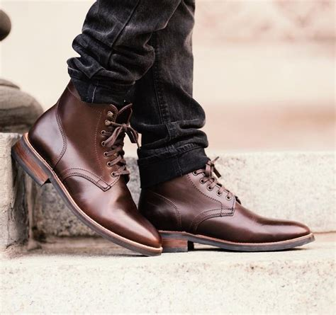 Best Shades Brown Boots For Men Women Images
