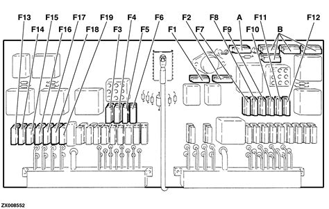 Deere 6400 Fuse Diagram by Deere Fuse Panel Diagram Wiring Diagram