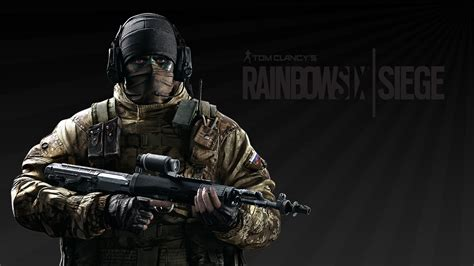 Tom Clancy S Rainbow Six Siege Wallpaper Rainbow Six Siege Montage Quot Glaz Quot Top Plays Silent Sniper Multiplayer Gameplay Youtube