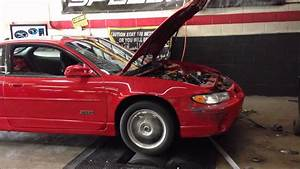 2001 Pontiac Grand Prix Turbo Gtp Dyno
