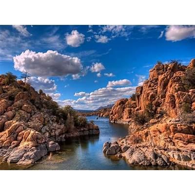 The Granite Dells of Prescott ArizonaAmusing Planet
