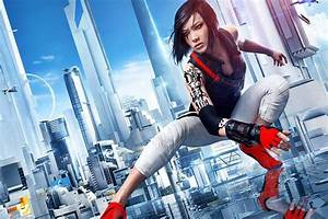 Mirror's Edge Catalyst: An effective take on parkour ...