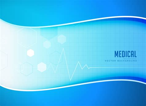 medical vector background  heartbeat
