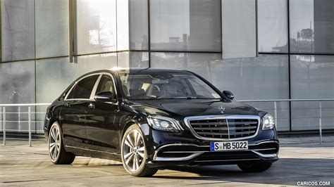Mercedes S Class Wallpaper by 2018 Mercedes Maybach S560 S Class 4matic Front Three