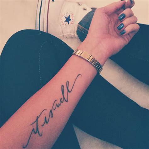 love  font   forearm tattoo tattoopiercing