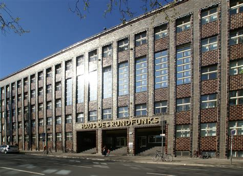 Filehaus Des Rundfunks, Berlinjpg  Wikimedia Commons