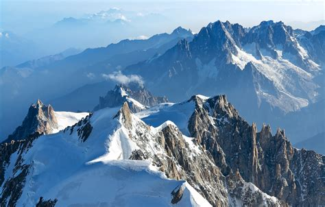 photos du mont blanc mont blanc massif mountain range in thousand wonders