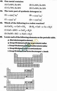 Nstse 2009 Solved Question Paper For Class X