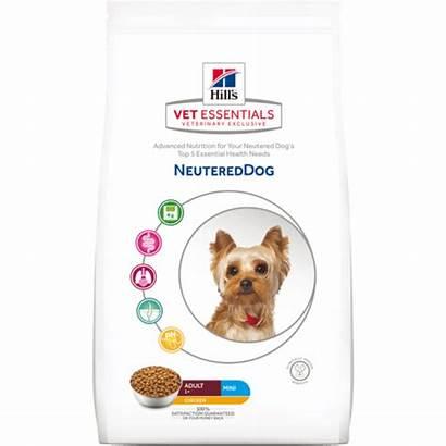 Vet Dog Essentials Hills Adult Neutered Chicken