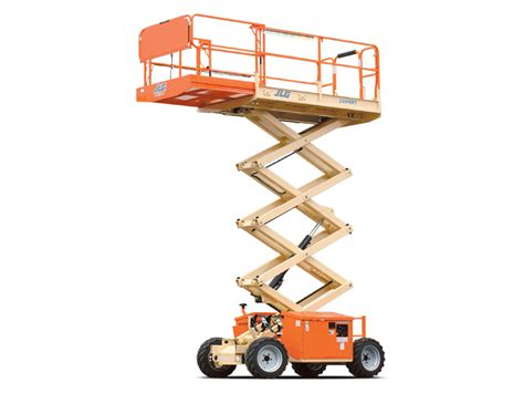 260mrt Engine Powered Scissor Lift
