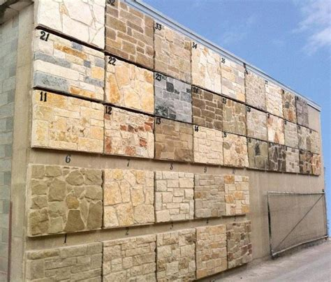 stone texas materials central wall building tx waco darden killeen selection different mobile