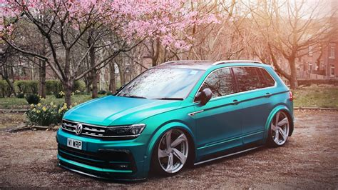 Is this slammed VW Tiguan the future of tuning?   Top Gear