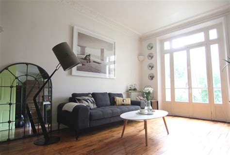 cuisine appartement parisien salon design dans un appartement meilleures images d