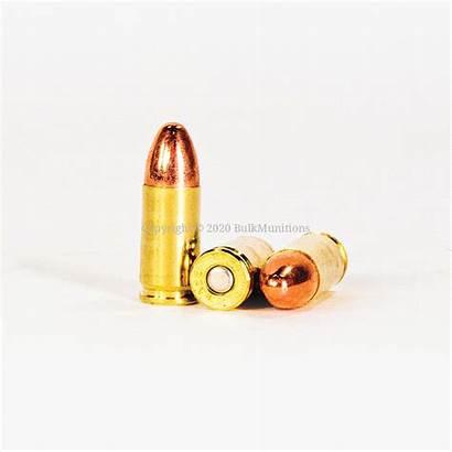 9mm Brass Blazer Fmj Rounds Ammo 1000