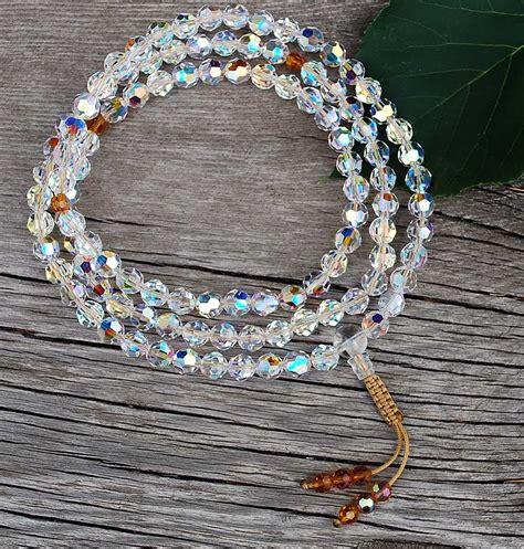 Swarovski Crystal Mala - Sakura Designs