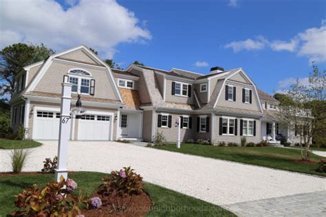 Chatham New Construction  Cape Cod Real Estate New