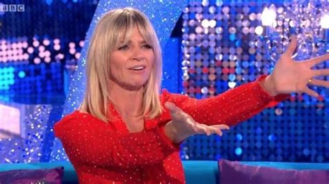 Zoe Ball Continues Wearing Wedding Ring On 'It Takes Two ...