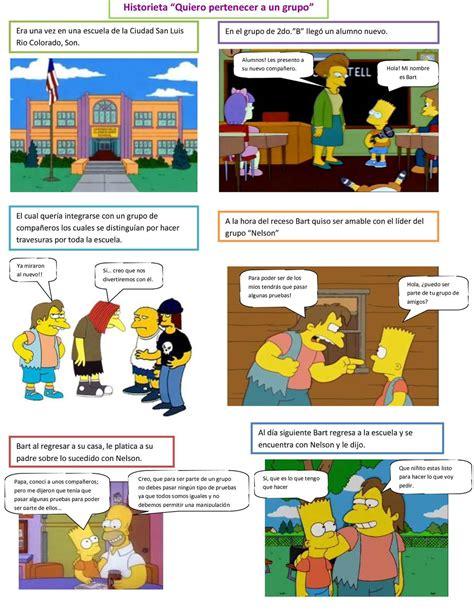 Calaméo  !!historieta Sobre Los Amigos En Adolescentes