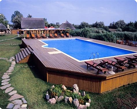 Cheap Boat Covers Nz by Above Ground Pool With Deck Cover Above Ground Pools