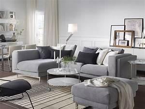 Canapé Scandinave Ikea : style scandinave ikea ~ Teatrodelosmanantiales.com Idées de Décoration