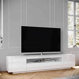 Samso, Tv, Stand, -, White, For, Tvs, Up, To, 85, U0026quot