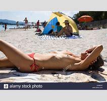 Spanish Beaches Mediterranean Women Sunning Sex Porn Images